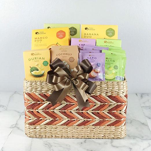 Thai Kanom Gift Set: L (แบบ B) 1
